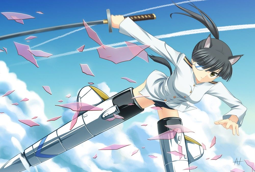 strike witches wallpaper - Buscar con Google   strike witches ...