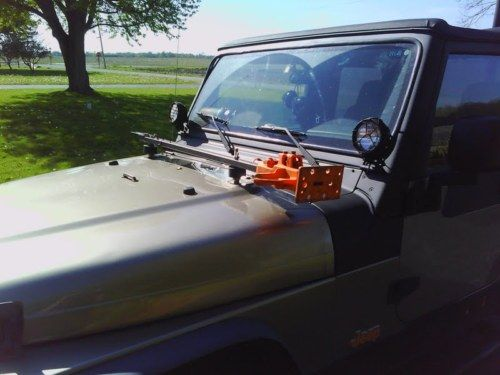 Where How Did You Mount Your Hi Lift Jack Jeep