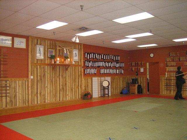 Dayton Quest Center Hombu Dojo By Christopher S Penn Via Flickr Hombu Dojo Dojo Dojo Ideas