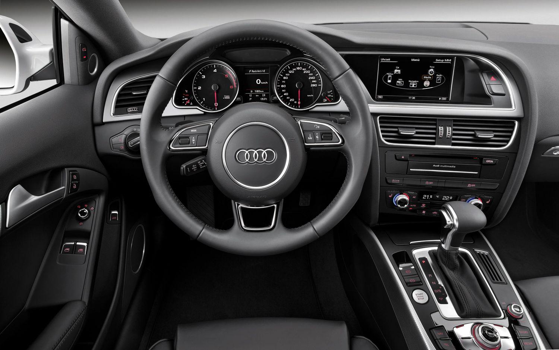 Audi A5 Cockpit Audi A5 Audi A5 Coupe Audi