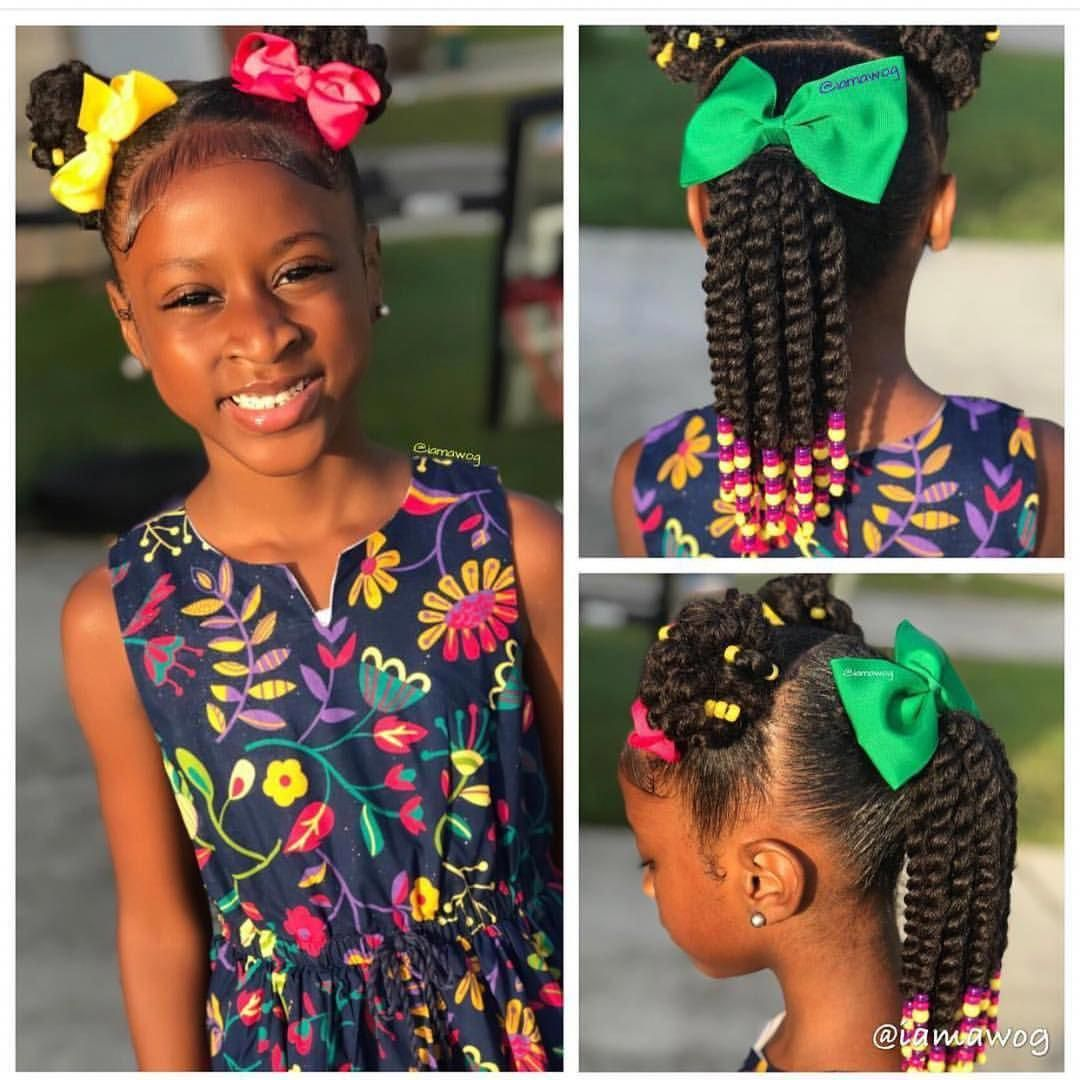 Another cute back to school style. ☑️ Shop www.naturalhairshop
