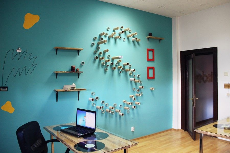 ideas work cool office decorating. Cool Office Decor Ideas. Designs: Webshake In Romania Made By Archinteriors Ideas Work Decorating