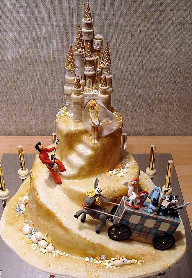 creative wedding cakes Kaysmakehaukco