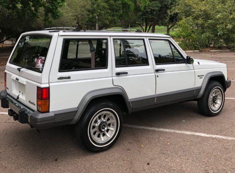28++ Jeep grand cherokee laredo 1989 ideas