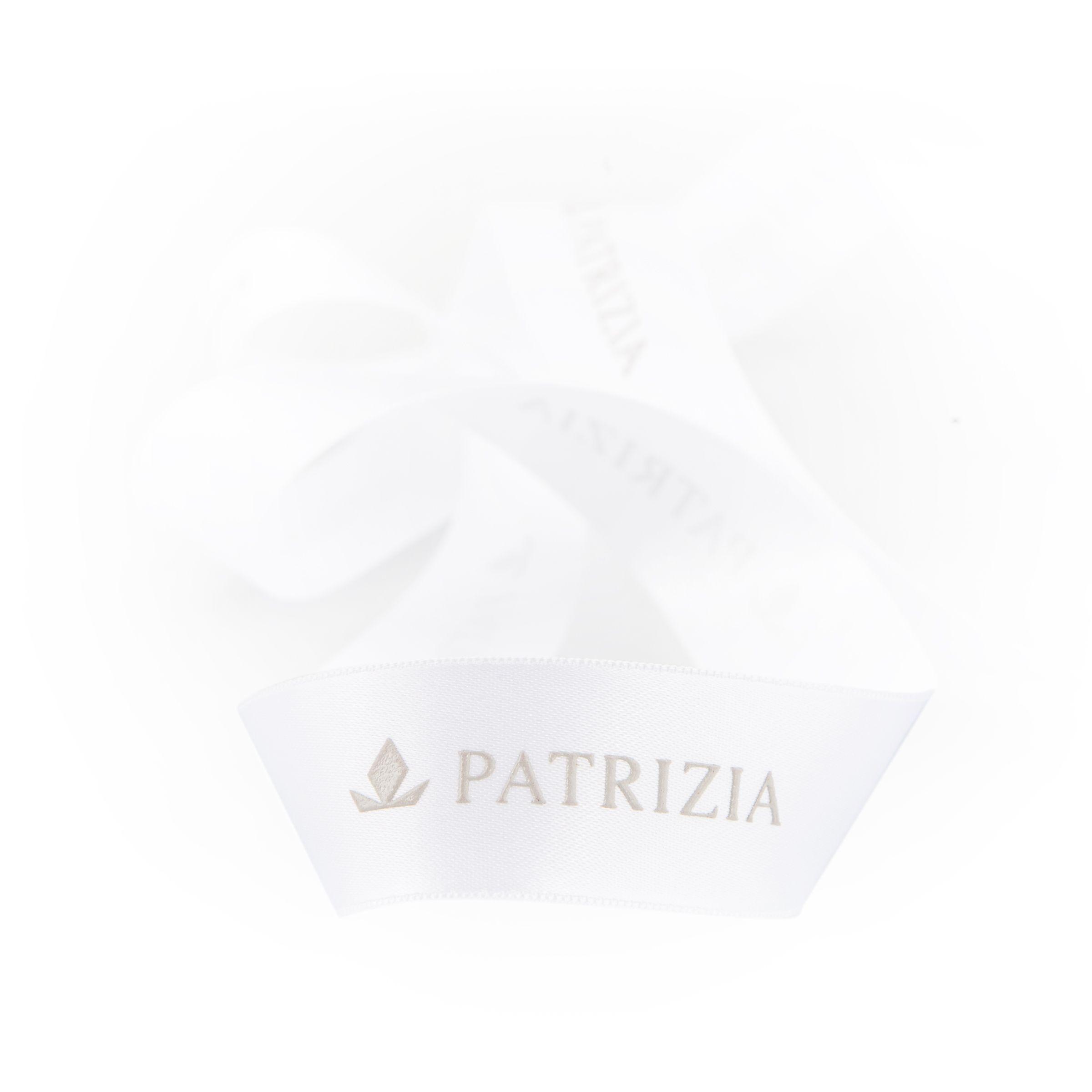 PATRIZIA Immobilien Geschenkbänder für besondere Kundenpräsente #image #schleifenband #satinband #banddruck #logoband #bandweberei #ribbons #imageribbons #satinribbons #namensbaender #geschenkband #packaging #createam #freiburg
