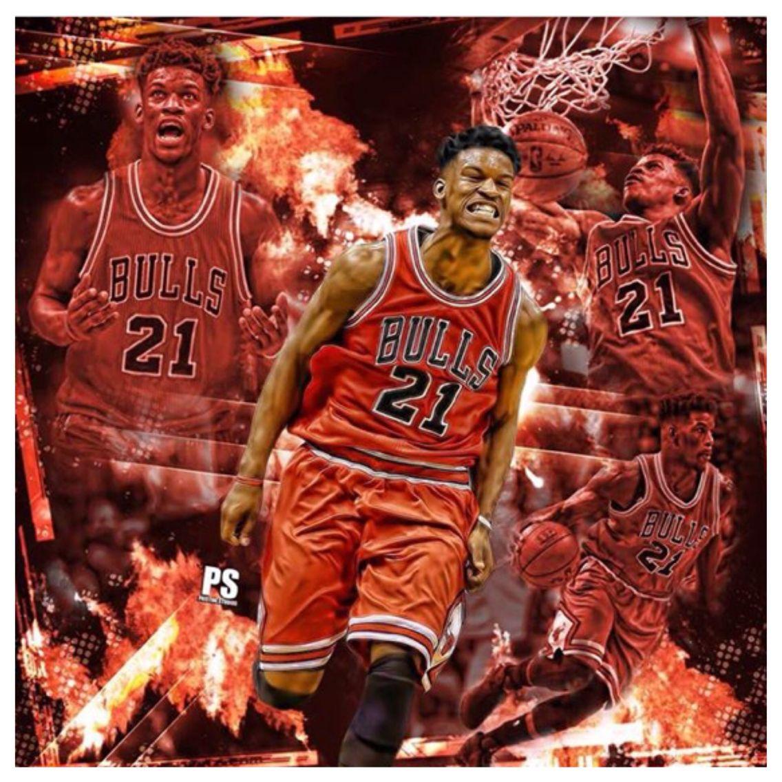 Jimmy Butler Chicago bulls, Bull, Butler