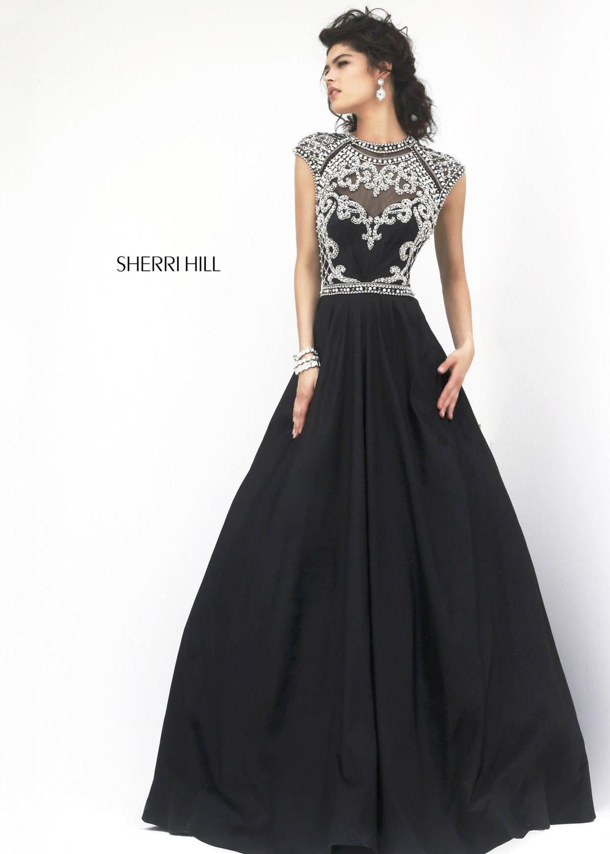 Sherri Hill 4332 Enchanting Evening Gown   dresses   Pinterest ...