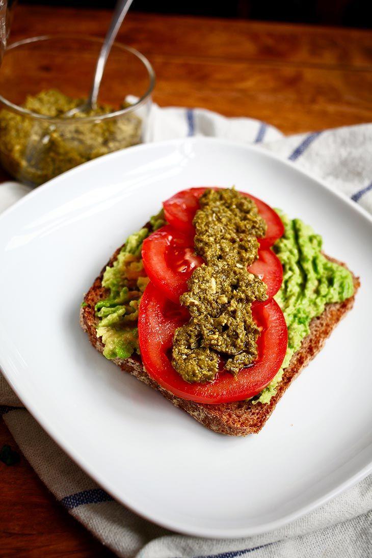 Best Smashed Avocado Toast 3 Ways