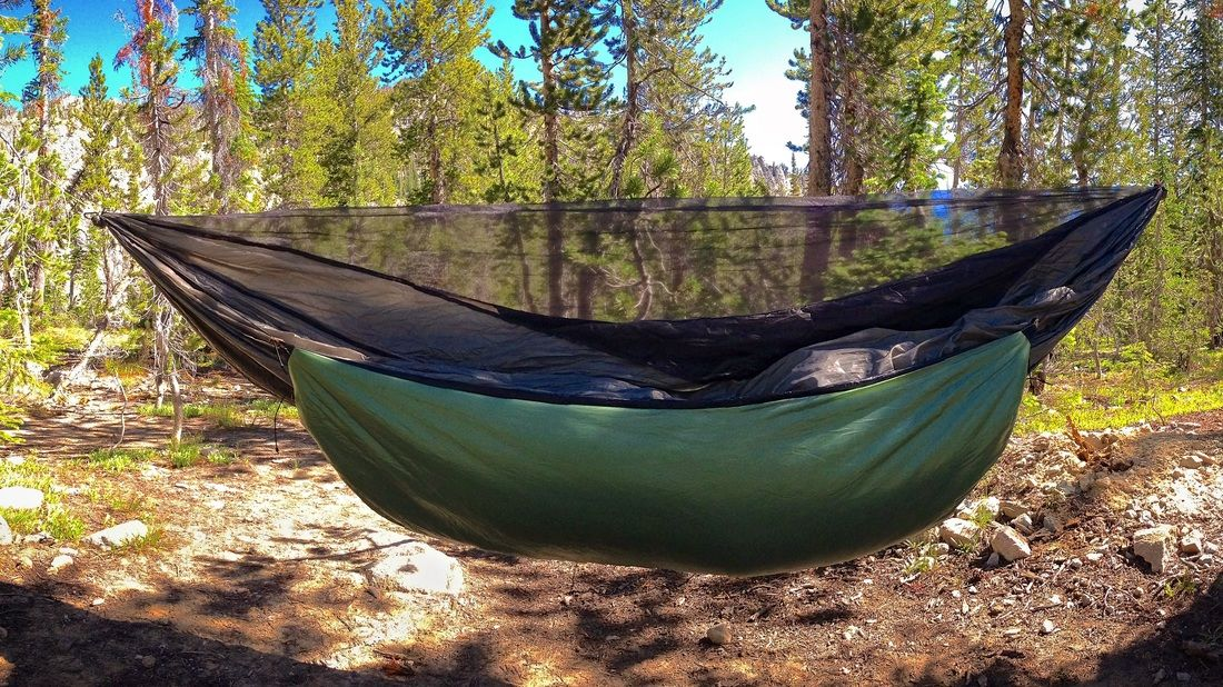 Jarbridge Quilt the under quilt for my Dutchware hammock ... : hammock quilts - Adamdwight.com
