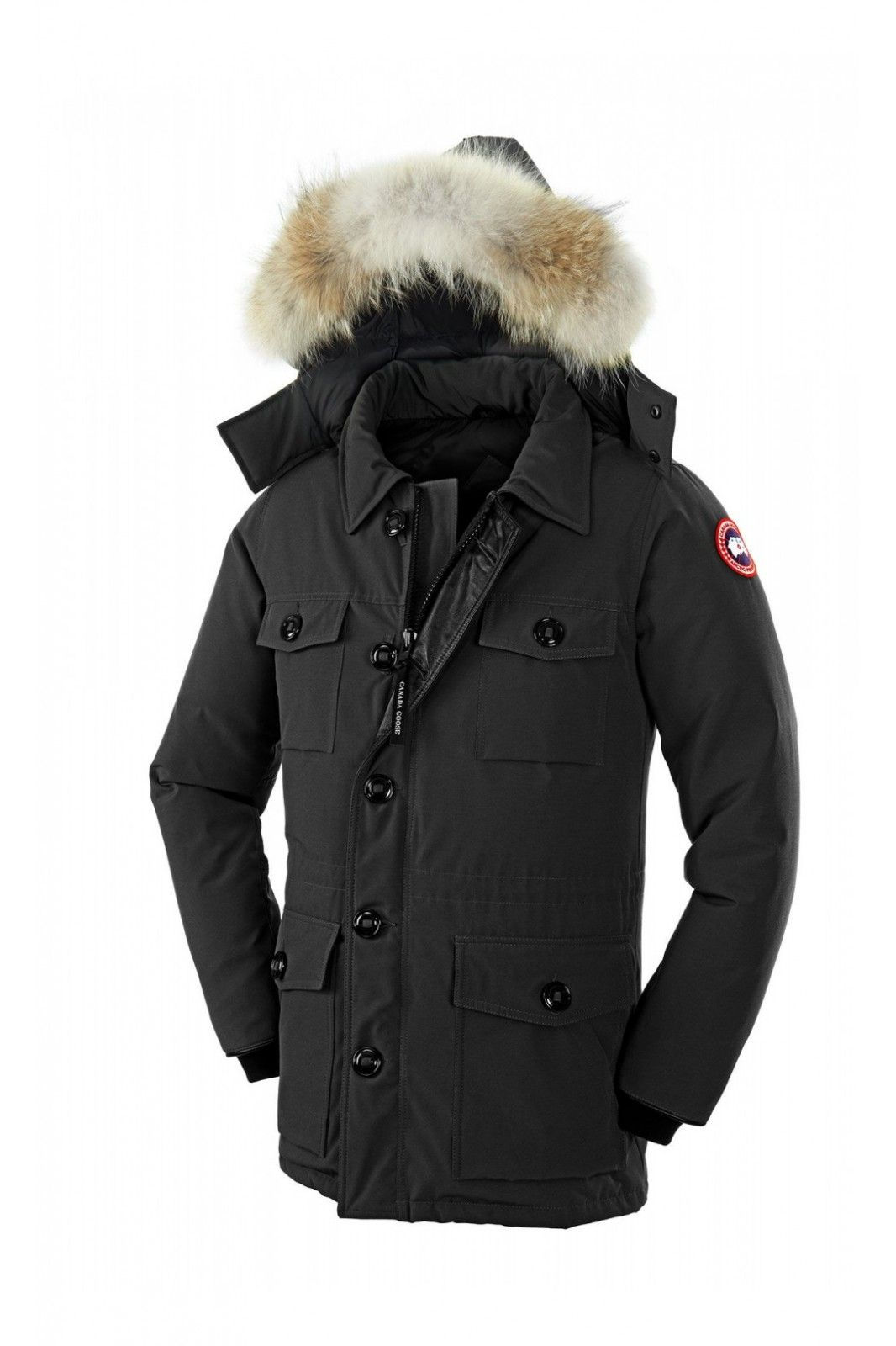 canada goose jackets on sale men