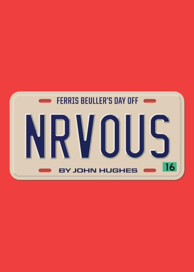 Ferris Bueller S Day Off By Peter Majarich 2016 Ferris