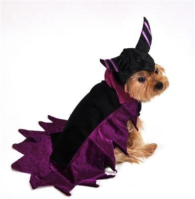 Wicked Dark Fairy Dog Costume