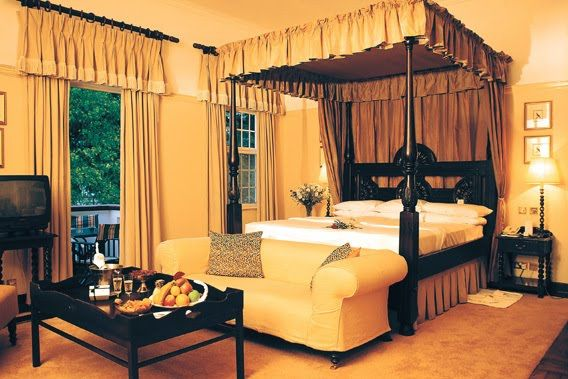 Slept in this wonderful room at Victoria Falls Hotel Zimbabwe. An experience of times gone by....