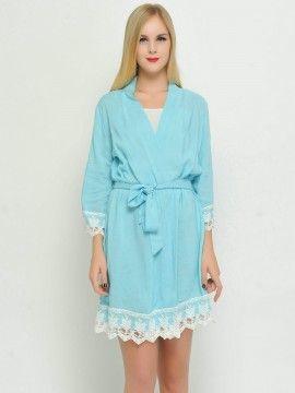 Sky Blue Kimono