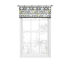 Lowes Shepley Valance | Drapes curtains, Valance, Curtains