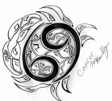 Pin By Carlitos Barbershop On Cancer On Cusp Of Leo Cancer Zodiac Tattoo Cancer Sign Tattoos Cancer Tattoos