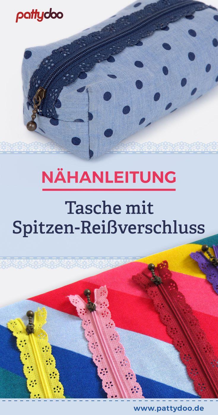 Photo of Kostenloses Schnittmuster: Spitzentäschlein