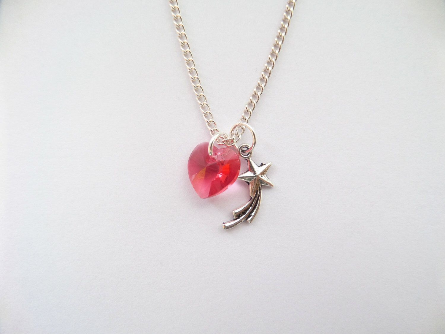 Gravity Falls Shooting Star Necklace Pendant chain