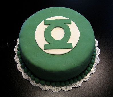 Stupendous Green Lantern Theme Party Planning Ideas Supplies With Images Funny Birthday Cards Online Amentibdeldamsfinfo