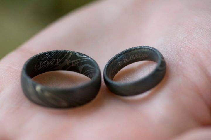 I Love You I Know Starwars Wedding Rings They Better Be Made