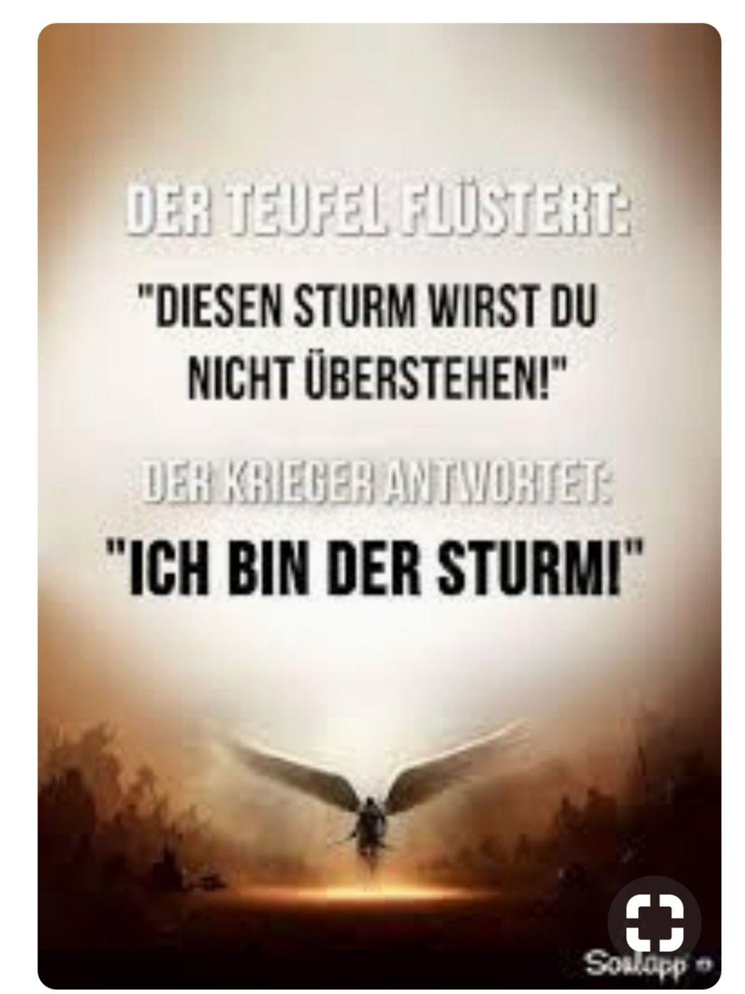 Dich Teufel packe ich noch Du | Zitate | Quotes, German quotes