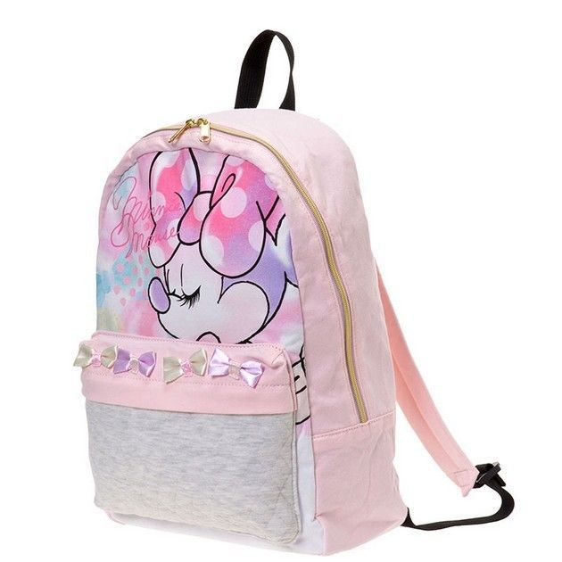 a2731b01666 Minnie Mouse Backpack ~ Disney Store Japan   Wish list   Pinterest ...