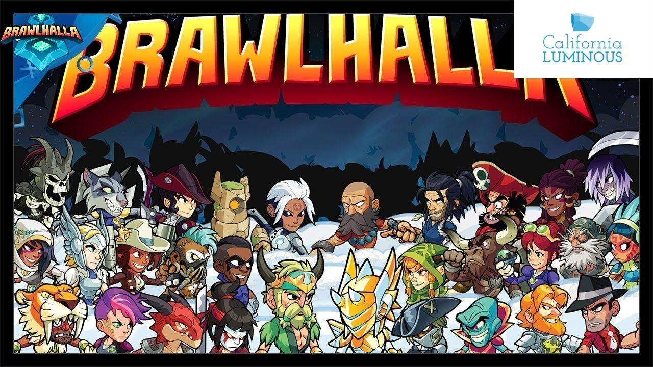 BRAWLHALLA BEST MONTAGE (TOP BRAWLHALLA PLAY) Marvel