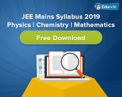 Jee Mains Syllabus 2020 For Physics Chemistry Mathematics Updated Chemistry Syllabus Mathematics