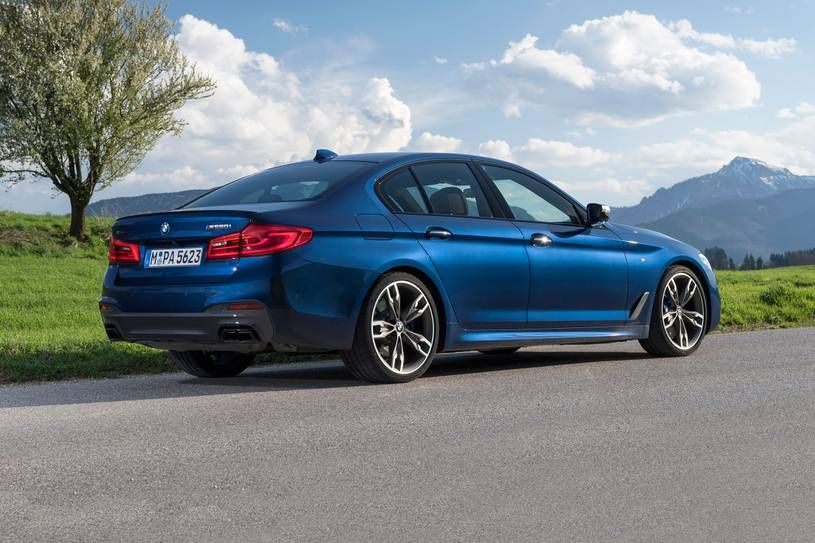 Come 2020 The Bmw M550i Which Is The M Spec Variant Of The 5