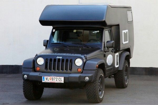 The Jeep® ActionCamper©