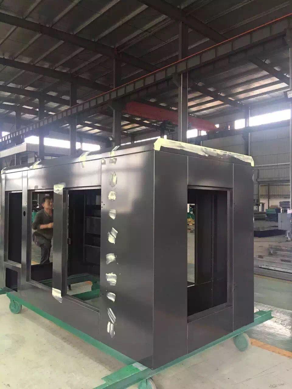 soundproof enclosure Gas generator, Sound proofing