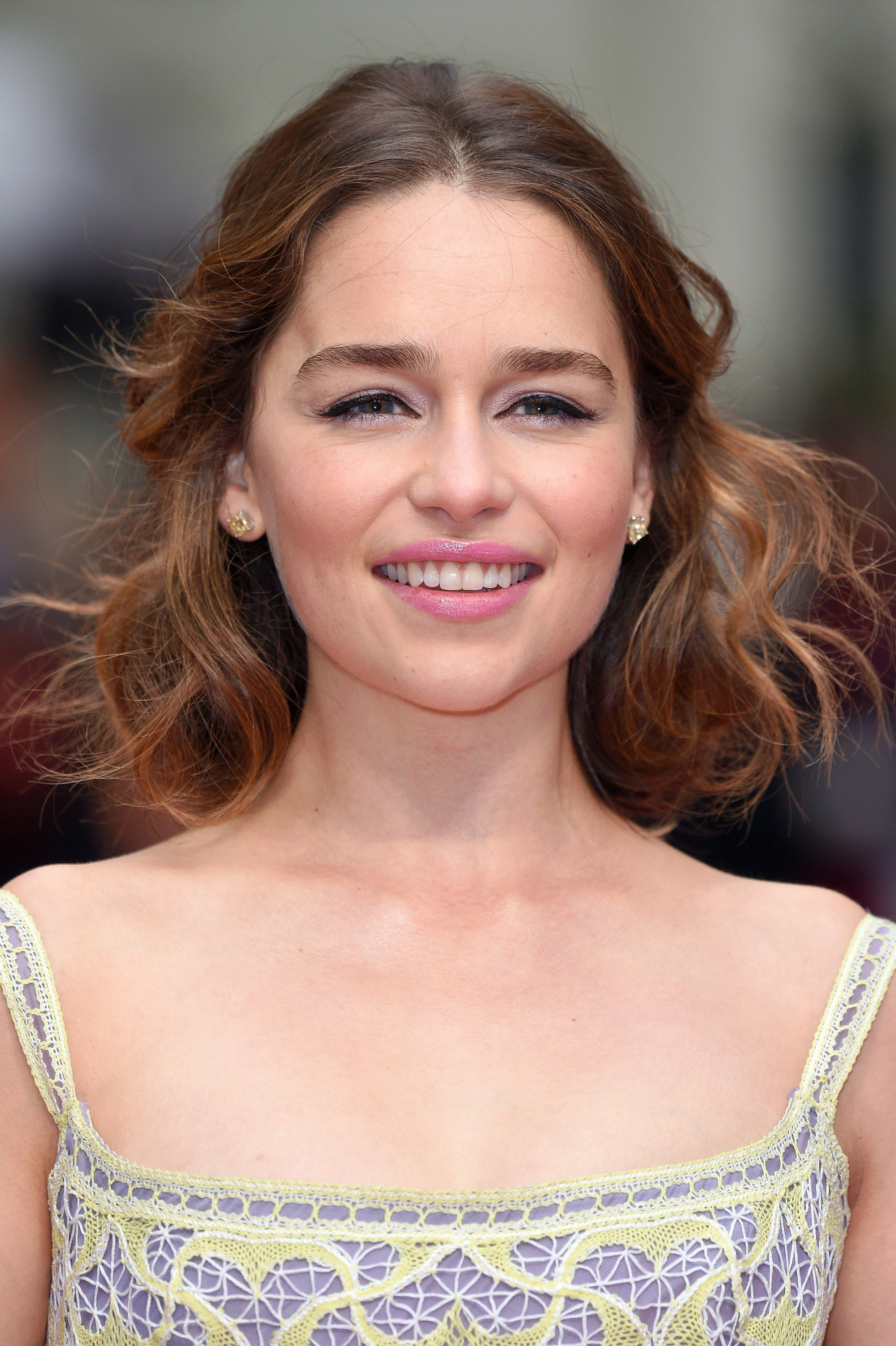May 25: Me Before You Premiere in London - 0525 MBYLondonPremiere 0016 - Adoring Emilia Clarke - The Photo Gallery #emiliaclarke