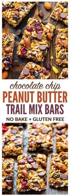 15 Healthy Granola bar Snack Recipes