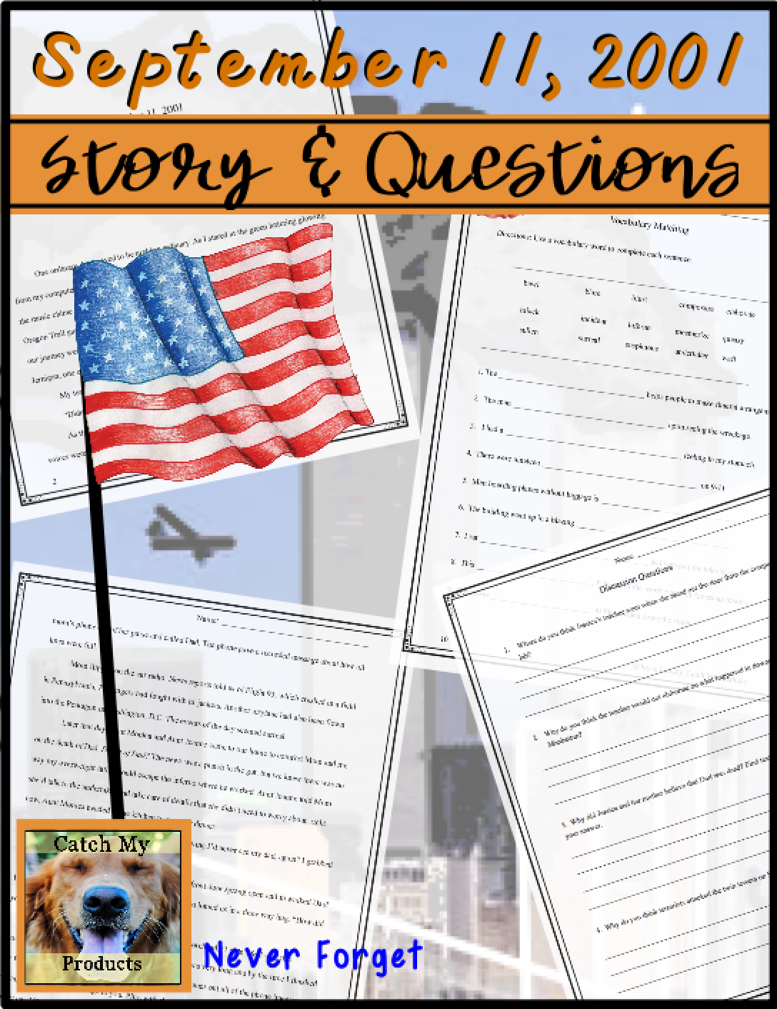 Historical Fiction Passage And Questions September 11