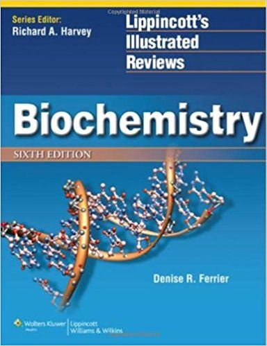 Biochemistry (Lippincott Illustrated Reviews Series) USMLE Step - quantitative chemical analysis