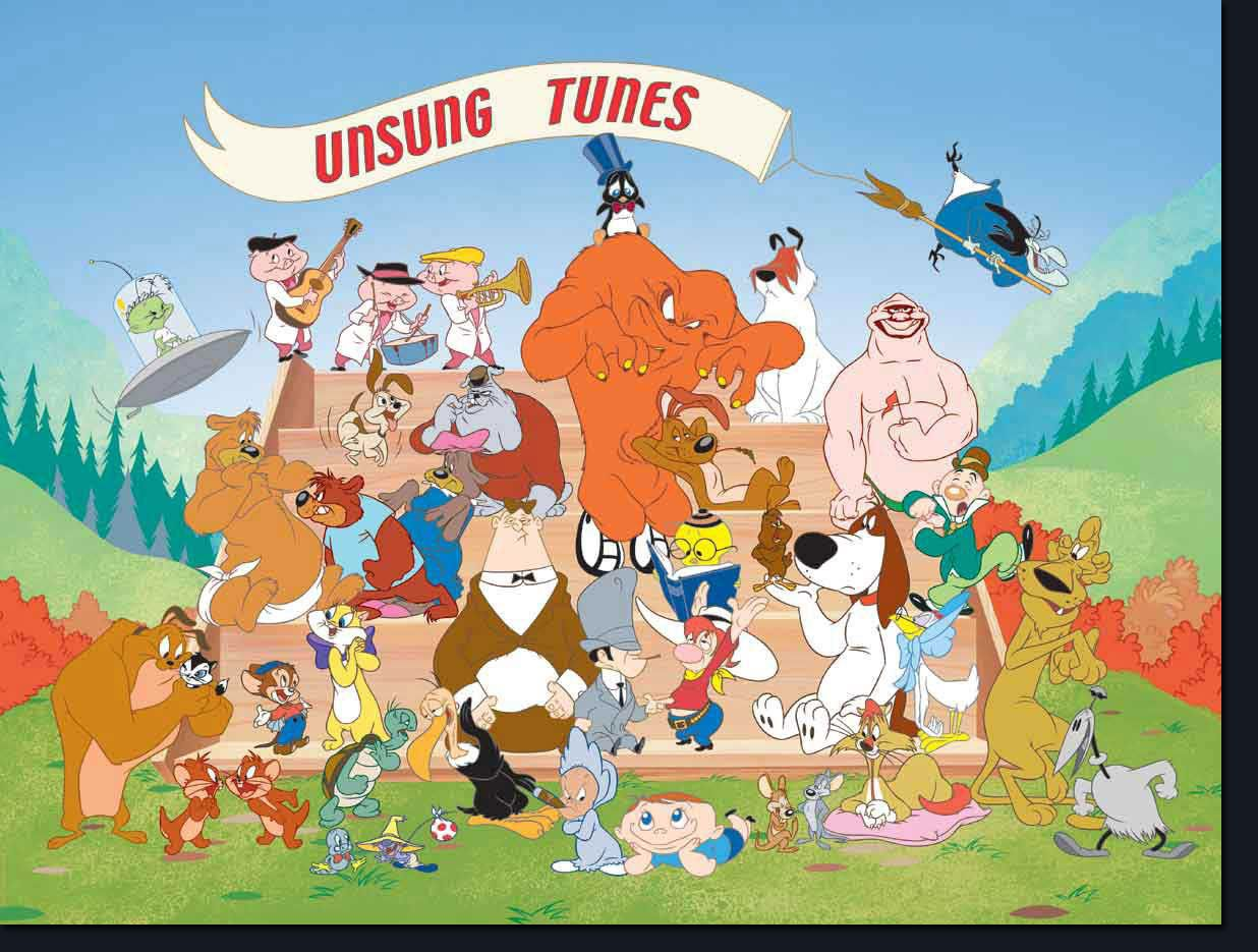 all looney tunes characters names and pictures www