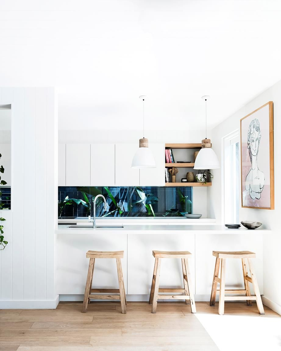 A Coastal Weatherboard Home In Byron Bay In 2020