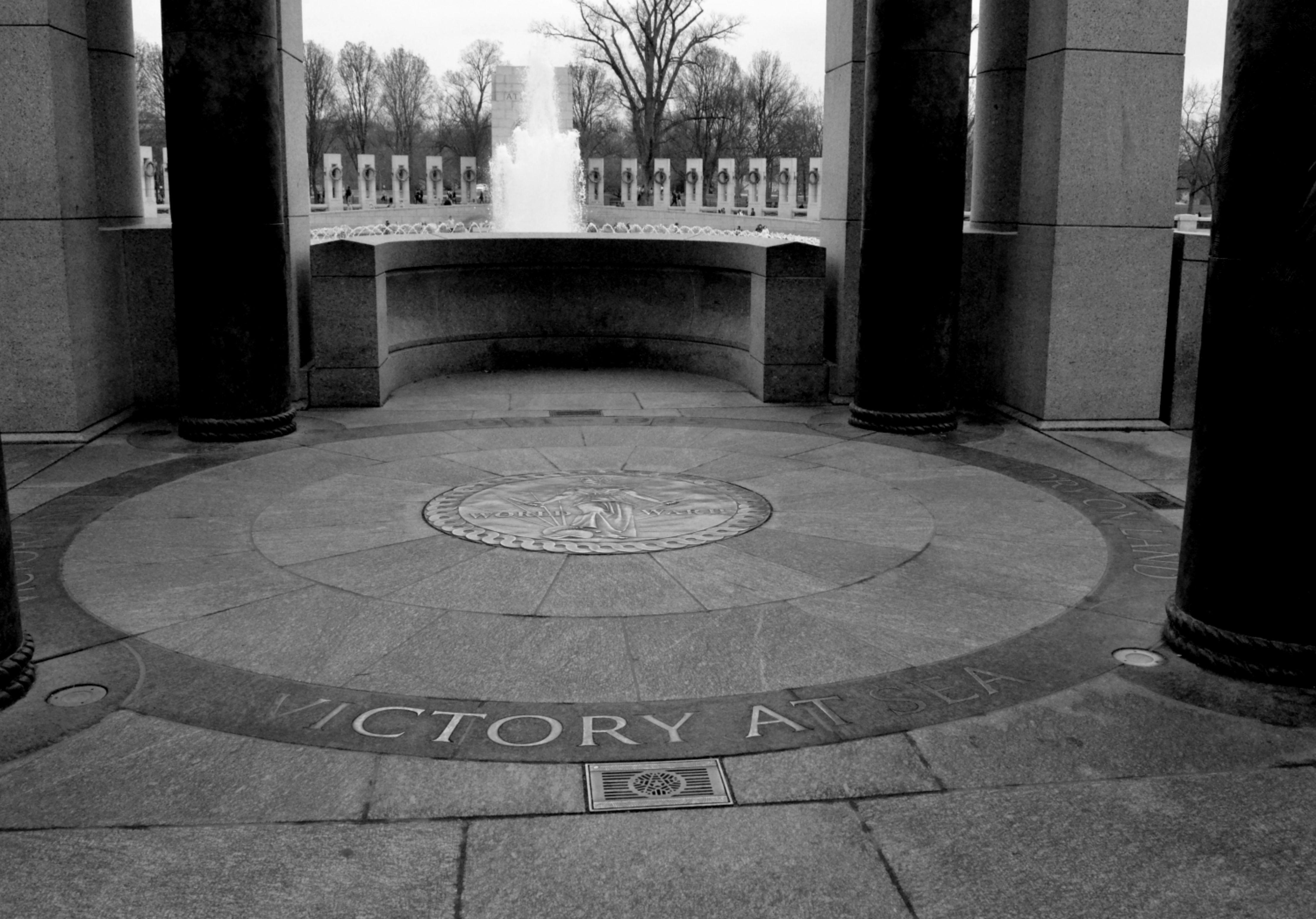 World War Ii Memorial In Washington, Dc
