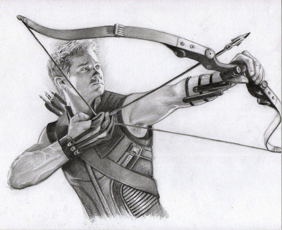 Hawkeye by on deviantART
