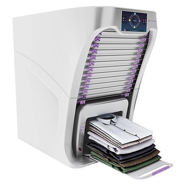 Foldimate Laundry Folding Machine Folding Laundry Folding