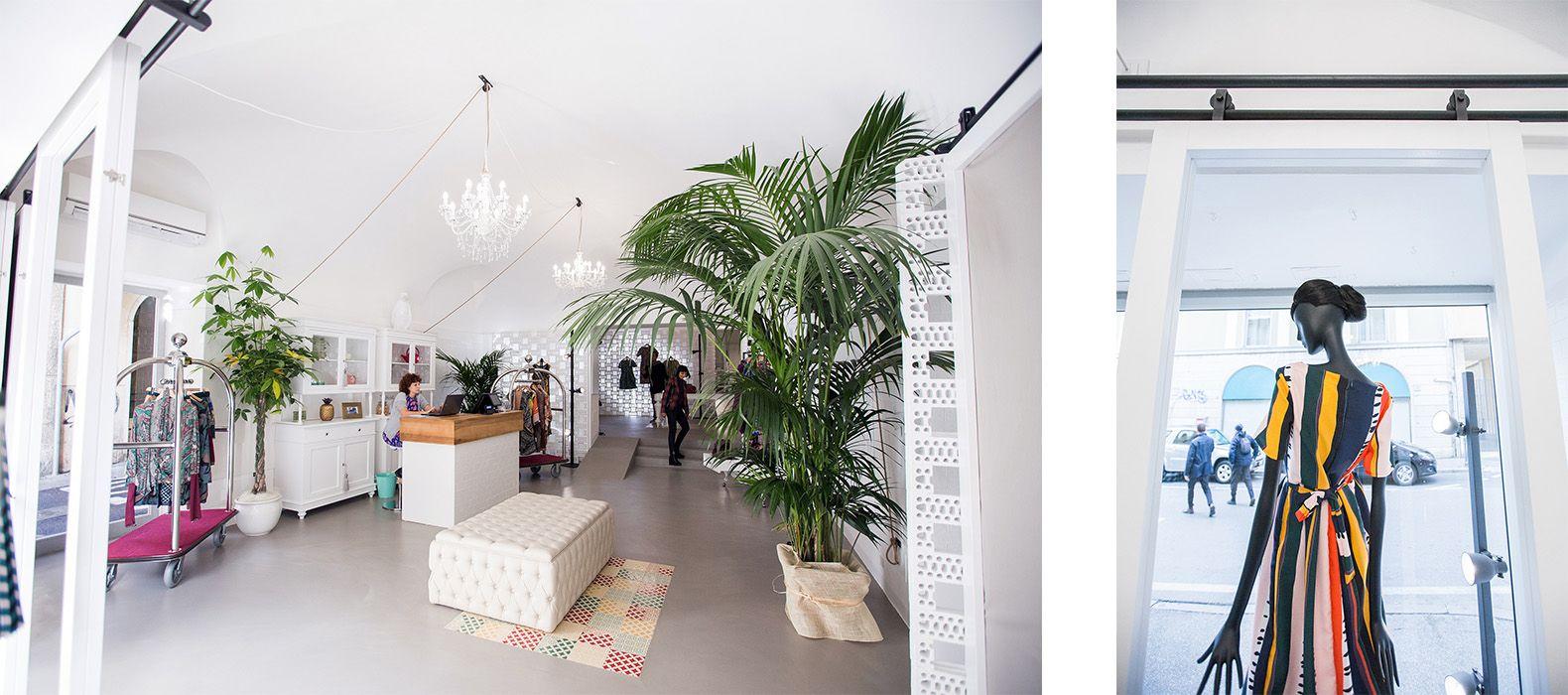 Celhosoloio Nogozio Brescia Retail Boutique Design Casa Design