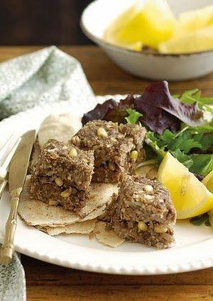 Lamb kibbeh recipe arabic food pinterest lambs lebanese lebanese recipes lamb kibbeh recipe forumfinder Image collections