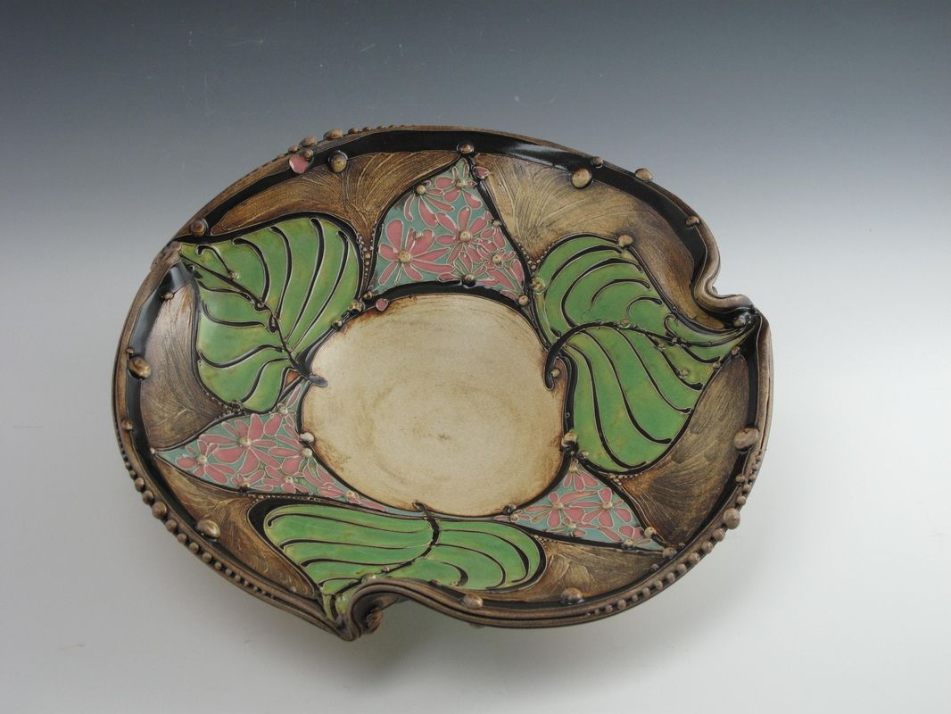Bowls Carol Long Pottery Pottery Art Hand Painted Pottery Pottery Painting