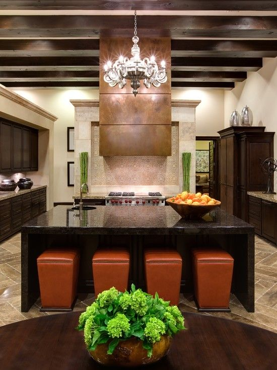 Mediterranean Kitchen Design, Pictures, Remodel, Decor and Ideas - page 6
