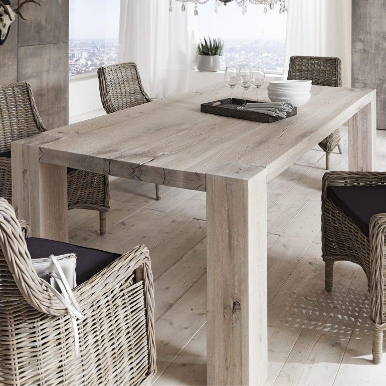 Esstische Massivholz5 | Eßtische/ Dining Table ...