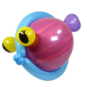 Balloon Animal - Fish Globos Pinterest Pez globo, Globo y Fiestas