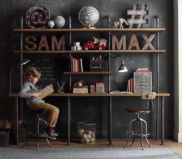 industrie rohr m bel industrieller stil pinterest rohre industrie und m bel. Black Bedroom Furniture Sets. Home Design Ideas
