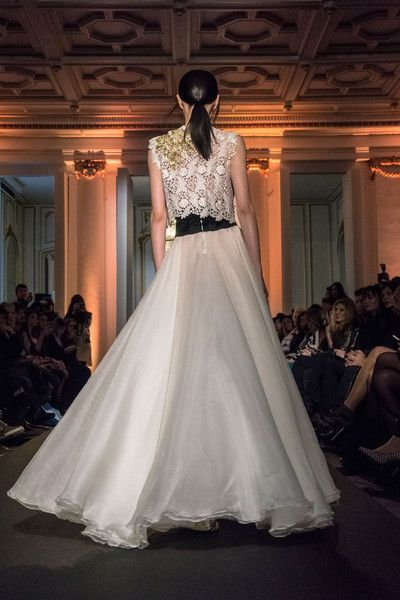 Dany Atrache at Couture Spring 2015