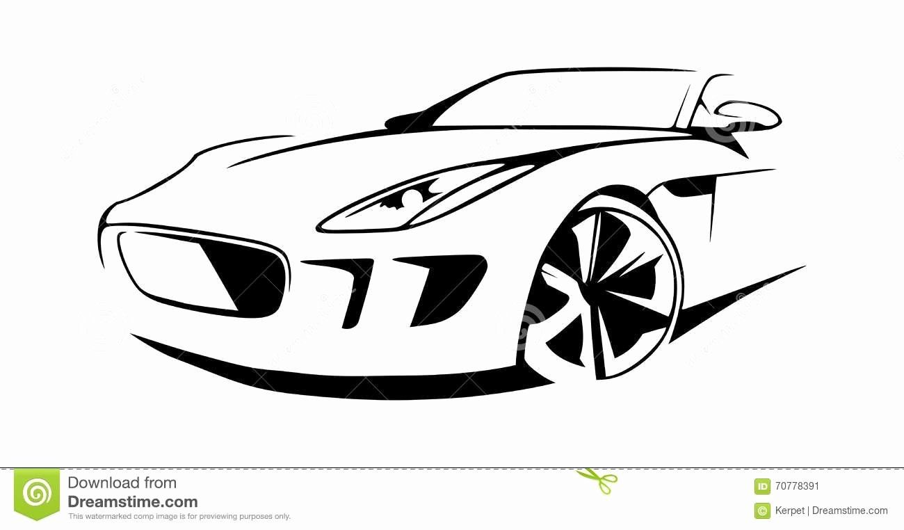 Coloring Pages Of Sport Cars Best Of Sports Car Silhouette Vector In 2020 Car Silhouette Sports Coloring Pages Sports Cars Luxury