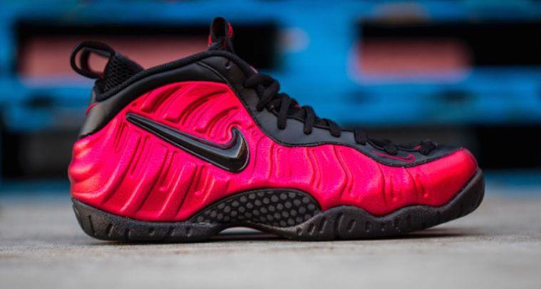 hot sale online 92931 e13d6 Nike Air Foamposite Pro University Red Release Date - Sneaker Bar Detroit